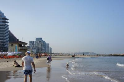 ふしぎの国イスラエル① 寿司好き地中海リゾート・テルアビブ