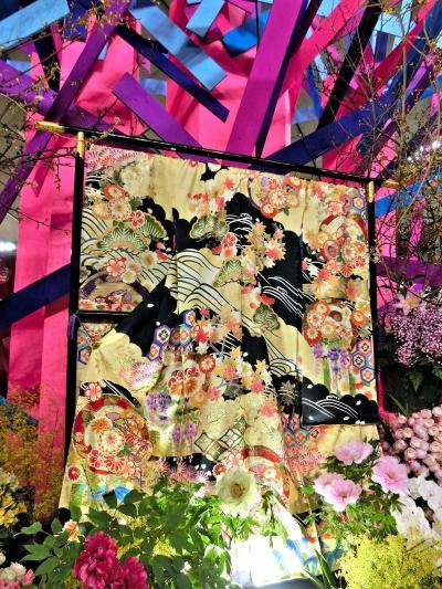 ※世界らん展2019-花と緑の祭典-※東京ドームシティへ遊びに行こう!(・ω・)/♪