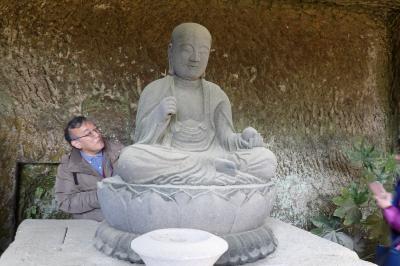鎌倉・浄光明寺(鎌倉うめまつり特別参拝)-2019年