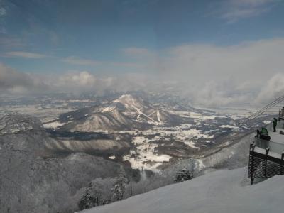 2019北志賀スノボ旅