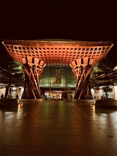 金沢1泊2日、食べ歩き旅行記(2日目)