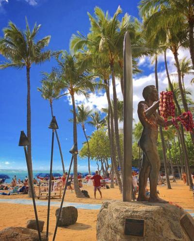 2019 Hawaii 冬 観光編①