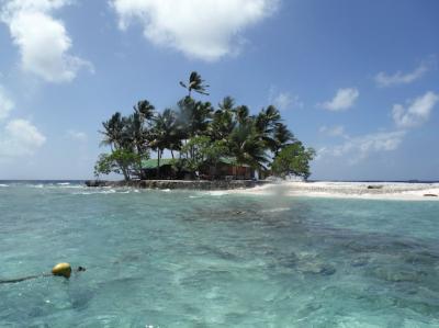 ☆チューク島・ジープ島・サイパン☆奇跡の島ジープ島上陸!シュノーケル三昧のんびり旅①