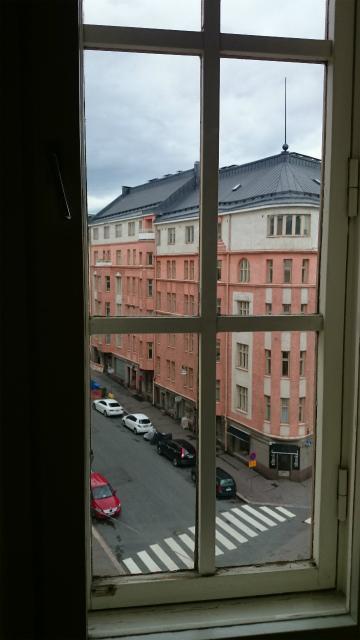 ヘルシンキで憧れのアパートステイ 1日目