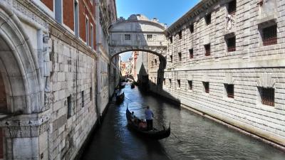 シニア夫婦個人旅行 中部~北部イタリア12  ヴェネツィア編 ~水の都~