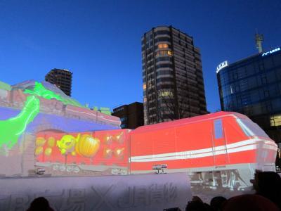 大寒波襲来の北海道・さっぽろ雪祭り、小樽、函館3泊4日旅行記①