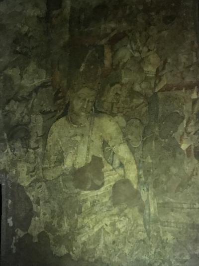 全日空でいくムンバイ・エローラ・アジャンタ④