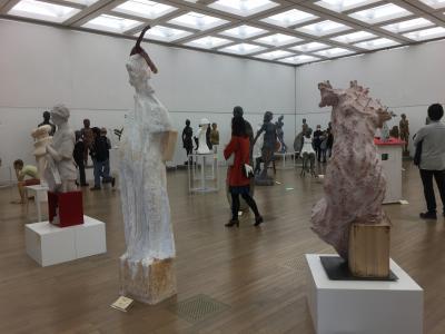 新国立美術館へ、公募展を鑑賞