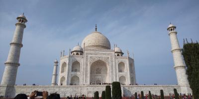 インド タージ・マハルを見に行きたくて