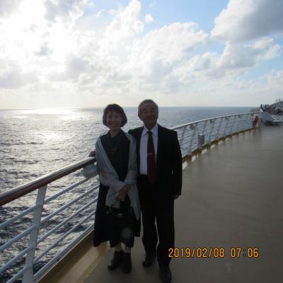 ①2回目の世界最大豪華客船「オアシス・オブ・ザシーズ、23万トン」でカリブ海(メキシコ・ジヤマイカ・ハイチ)クルーズ
