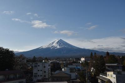河口湖でたのしむ「蔵開き」と「富士の絶景」