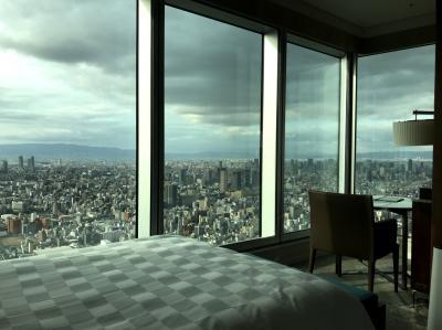 2019年はじまりのホテルステイ☆ザ・リッツカールトン大阪&大阪マリオット都ホテル&クリスマスケーキ♪