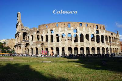イタリア4都市 鉄道の旅  1 ローマ