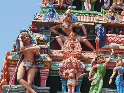 南インド女一人旅 ②・寺院めぐりなのにケンカしちゃった(チェンナイ)