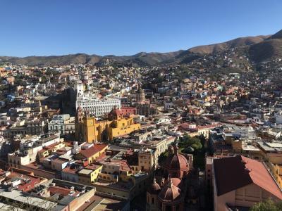 メキシコ女一人旅