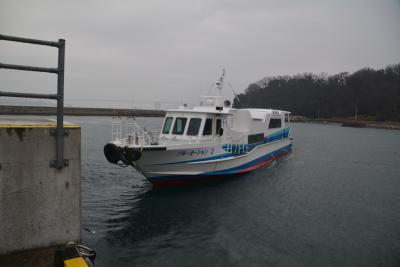 瀬戸内島巡り紀行 アイランドホッピング 丸亀から牛島へ
