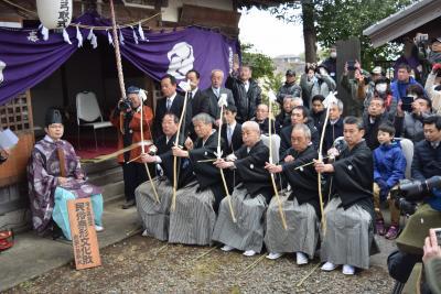 弓取り式 2019
