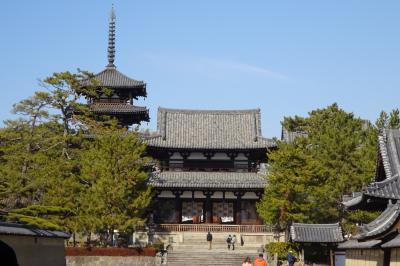 2019 奈良 1~斑鳩の里 法隆寺