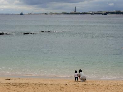一歳四ヶ月の娘といく沖縄旅行