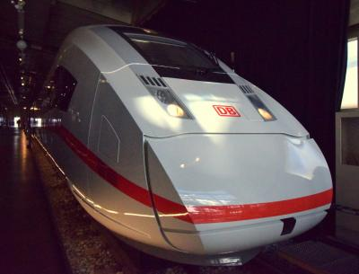 ドイツ鉄道博物館の旅☆ニュルンベルク