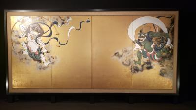 道中に誘惑が…。建仁寺・京都