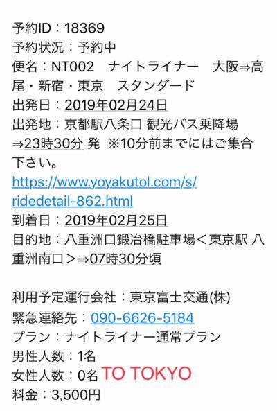 KYOTO ゼロ泊3日②