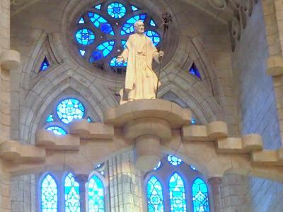 進化するサグラダ・ファミリア 聖家族贖罪教会