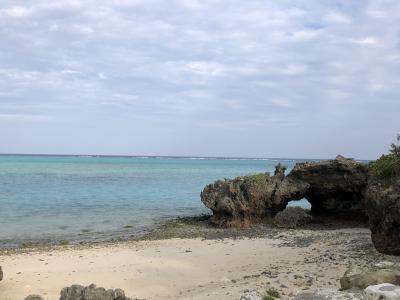 冬の与論島 海も人も美しい島(Yoron Island)