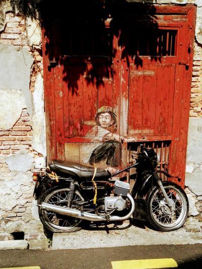 エアアジアでふらっとマレーシア②プールでマッタリ&ジョージタウンでアート探し by オキャマ二人旅♪