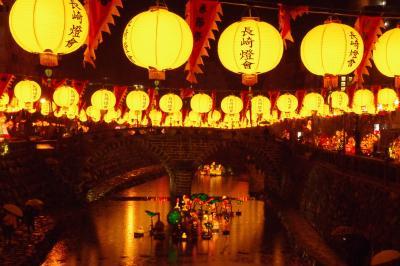 今年も雨だった長崎のため、ちょっとだけのランタン祭り@天草・長崎の旅【2】