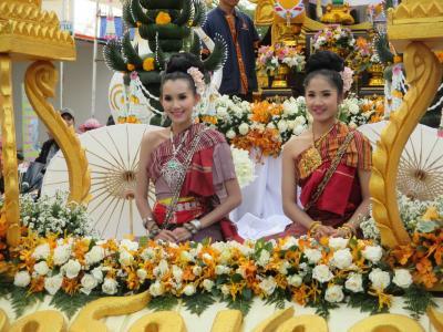 タイ・ミャンンマーの旅(6)            (再)シルクフェアーとプラトンバントンシン歌謡ショー