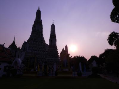 タイのチェンライとバンコク バンコクハイライト