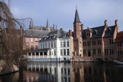 もう一度行きたい!ときめきのベルギーvol.1☆おとぎの国のブルージュで夢をみる☆