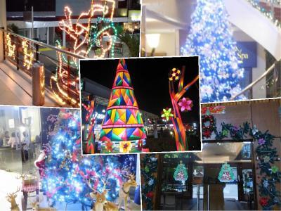 クリスマスのセブ!街は華やかでとってもきれいでした-3
