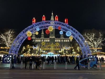 クリスマスのオーストリア 2日目