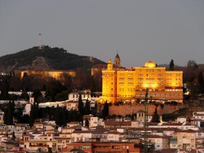 スペインラマンチャ・コスタデルソル旅行23-Apartamento Gongora に2泊 眺望が最高!部屋もいい!