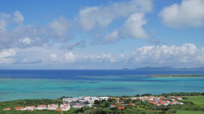 青い空とエメラルドグリーンの海、完全に現実逃避できた小浜島【初めての沖縄離島(1)小浜島編】