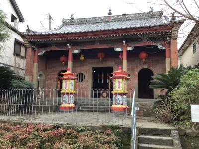 おひとり様 冬の長崎(3) 市内散策