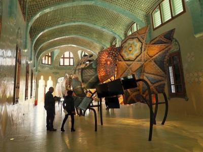 モデルニスモ建築にうっとりするバルセロナ