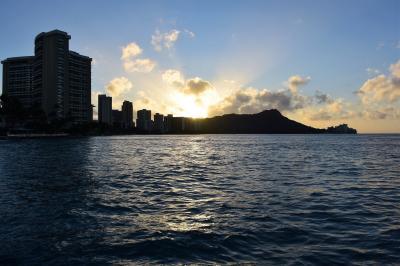 2018年12月ハワイ11日間!(3)ワイキキの英語学校で学ぶ・ハワイ大学でステーキランチ・ハッピーアワーで乾杯!