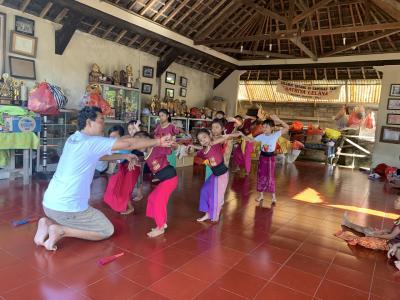 バリ島の子供の習い事
