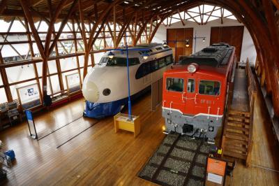 2019冬の愛媛ふらり旅vol.2(アンパンマン列車で行く四国鉄道文化館)