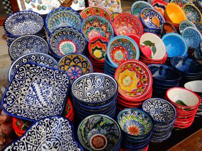 冬のウズベキスタン旅◆ブハラ