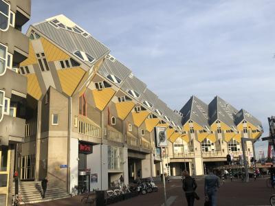 立方体の家
