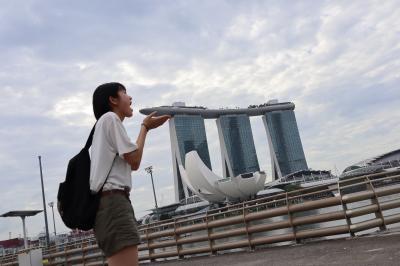 ☆祝次女高校卒業旅行シンガポール&オーストラリア☆ 2日目ユニバーサルシンガポール