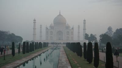 タージマハールを見たくて妻を説得 インド旅行へ その1.