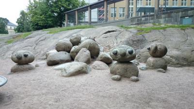 ヘルシンキで憧れのアパートステイ 2日目