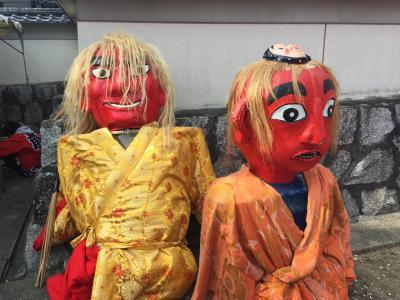 2019冬の長草天神社のどぶろく祭り