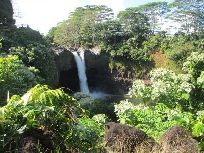 ハワイ島スピリチュアルな旅 ヒロ編 2