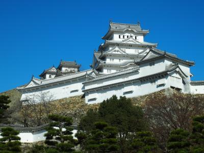 姫路(書写山圓教寺、姫路城)